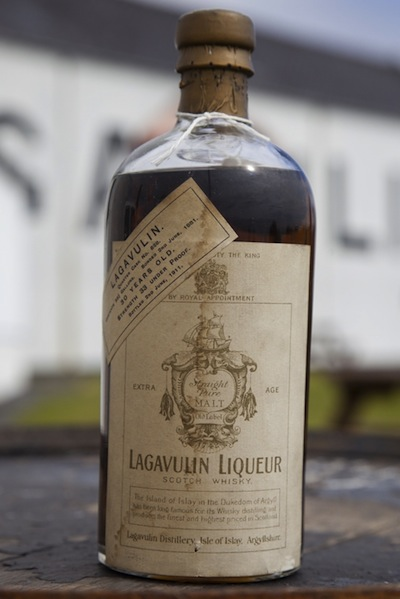 The 1911 Lagavulin Single Malt Scotch Whisky