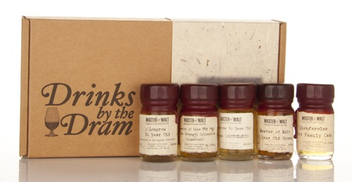 Master Of Malt's Father's Day Tasting Set