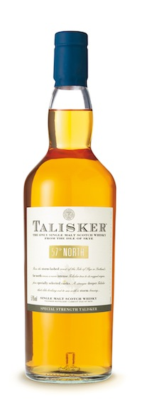 Talisker 57° North Won A Master award