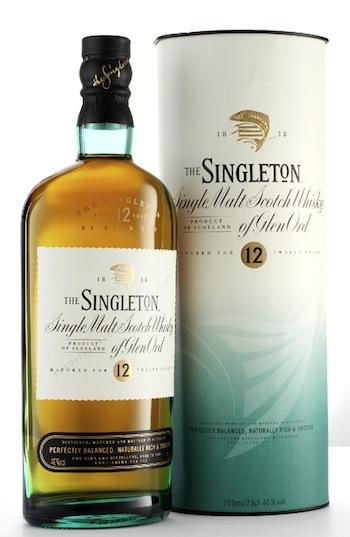 The Singleton of Glen Ord Single Malt Scotch Whisky