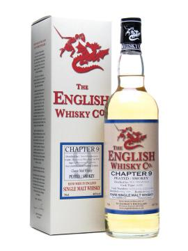 "The English Whisky Co. ""Chapter 9"" Won A Master Award"