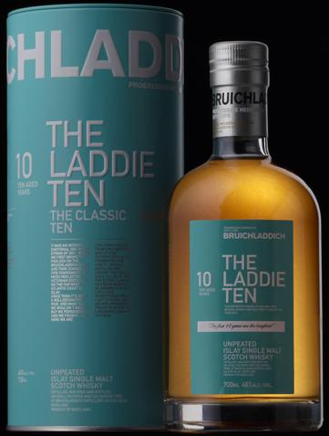 Bruichladdich 'The Laddie 10'