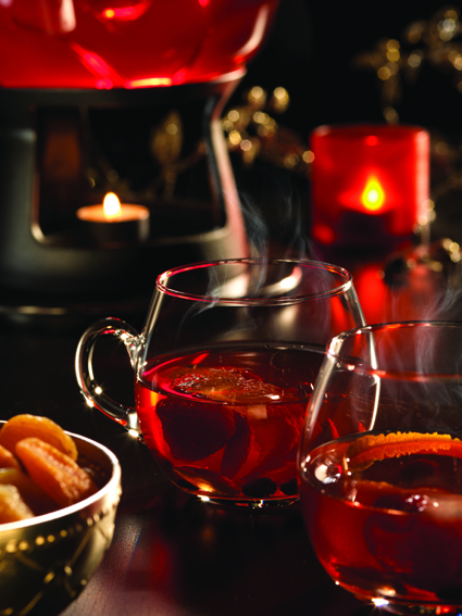Ballantines Christmas Reserve Hot Christmas Punch