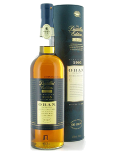 Oban, 1995 Distillers Edition from Edencroft.co.uk