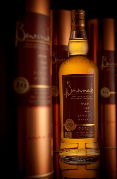 Benromach 10 Years Old