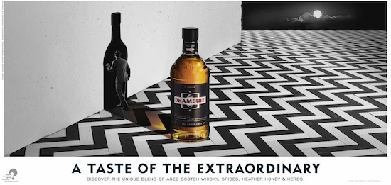 Drambuie Reveals An Extraordinary New Marketing Campaign