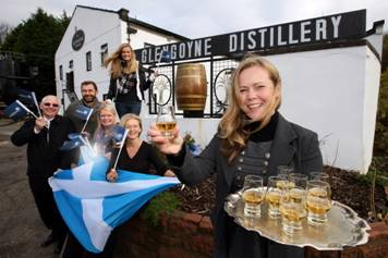 Glengoyne Malt & A Free Tour - Does It Get Any Better?