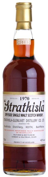 The Gordon & MacPhail Strathisla 1970, bottled at 43%