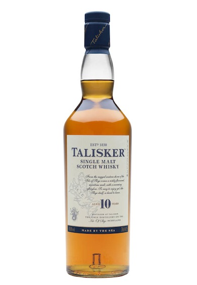 The Talisker Bottle Label Has Also Had An Update
