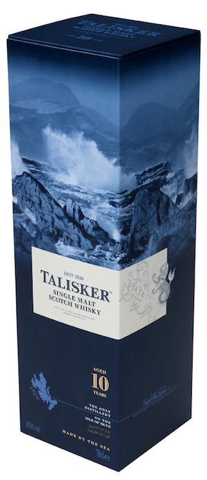 The New Look Talisker Carton