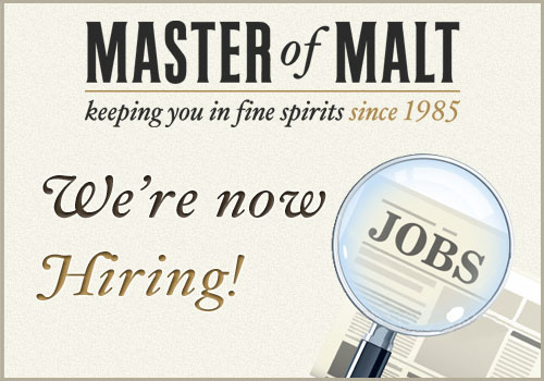 Master of Malt Seeks Online Editor (includes Dramming Allowance!)