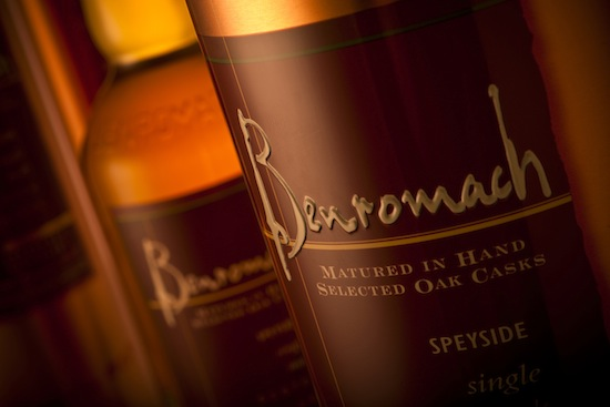 Benromach is Speyside's smallest working distillery