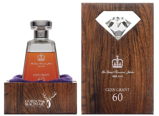 The Rare whisky launched to mark Queen's Diamond Jubilee