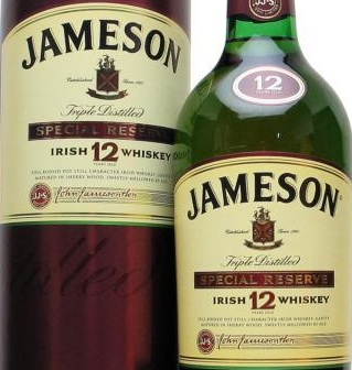 17th. March is Jameson's Day!
