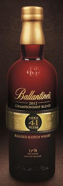 Ballantines Championship Blend