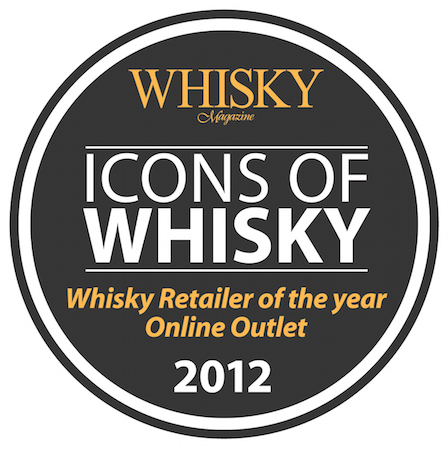 Master of Malt named Global Online Retailer of the Year - Congrats!