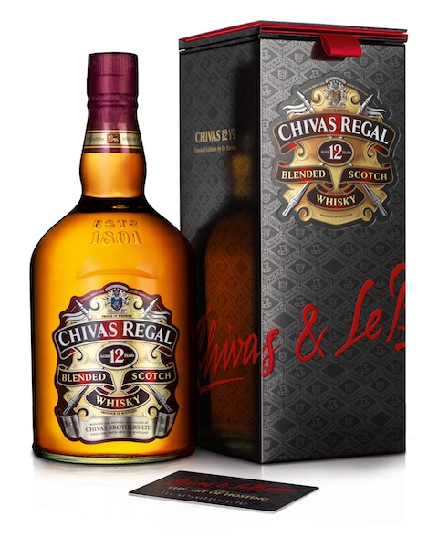 Chivas Regal & Le Baron Limited Edition