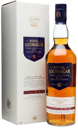 Royal Lochnagar - The Distillers Edition