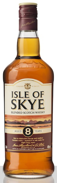 The New Look 8YO Isle of Skye