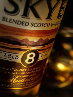 The New Look Isle of Skye Blended Scotch Whisky