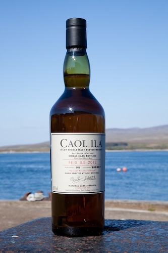 The 11-year old Caol Ila