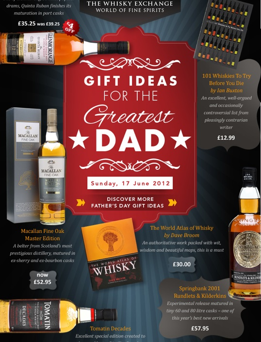 Father's Day Gift Ideas - Be Inspired!