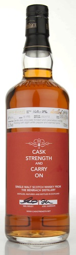 CaskStrength.net - BenRiach Bottle