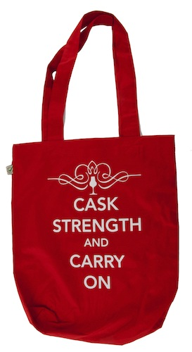 CaskStrength.net - Tote Bag