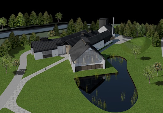 New Speyside distillery proposed by Chivas Brothers