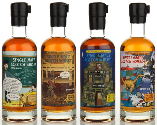 The New Releases from That Boutique-y Whisky Company