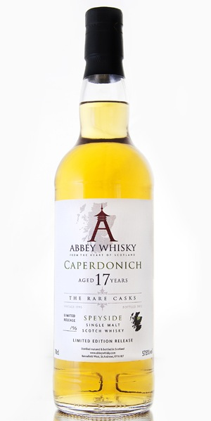 Abbey Whiskies Caperdonich 17 Year Old / The Rare Casks