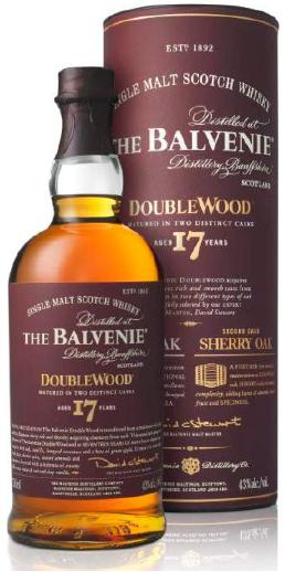 Edencroft - Balvenie 17 Year Old DoubleWood
