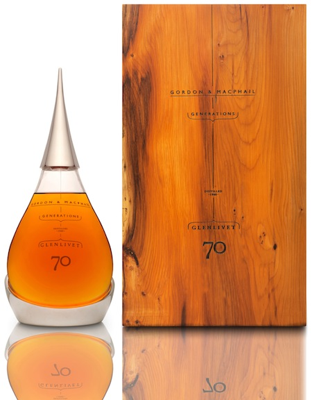 The Glenlivet 70 Years Old