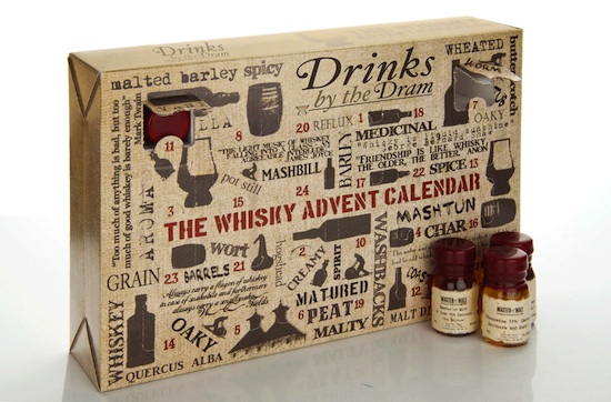 The Master Of Malt Whisky Advent Calendar