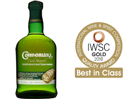 Connemara - Cask Strength Peated Single Malt