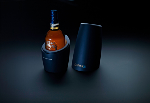 CHIVAS 18 LAUNCHES EXCLUSIVE BOTTLE WITH PININFARINA