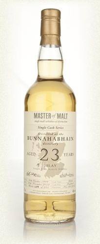 The Bunnahabhain 23 Year Old - Single Cask from Master of Malt