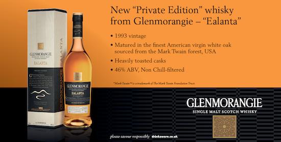 Edencroft Fine Wines - Glenmorangie Ealanta