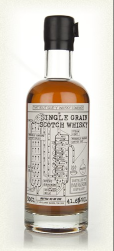 Malt Tasting: Invergordon - Batch 1 (That Boutique-y Whisky Company)