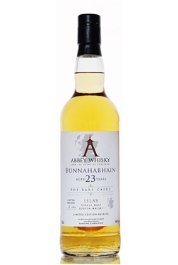 Bunnahabhain 23 Year Old / 1989 / The Rare Casks (Abbey Whisky)