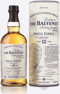Edencroft Fine Wines - Balvenie - 12 Year Old Single Barrel First Fill