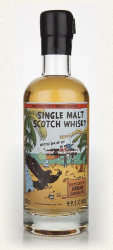 Malt Tasting: Arran - Batch 1 (That Boutique-y Whisky Company)