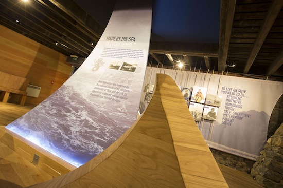 Talisker Distillery Opens New Visitor Centre