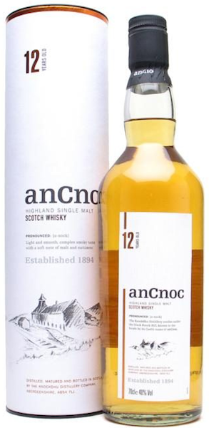 Edencroft Fine Wines - anCnoc-12 Year Old SPECIAL OFFER!