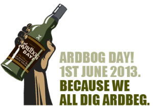 June 1 is Ardbog Day!