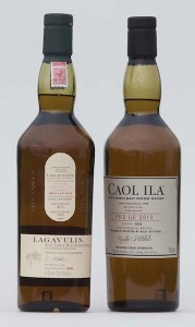 Caol Ila And Lagavulin Exclusive Festival Bottlings