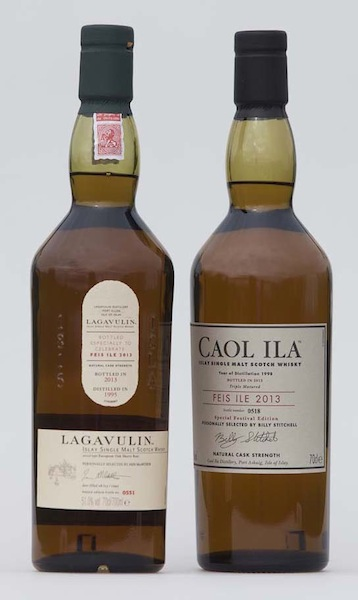 Caol Ila And Lagavulin Announce Exclusive Festival Bottlings For Islay Festival
