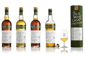 The Old Malt Casks Range