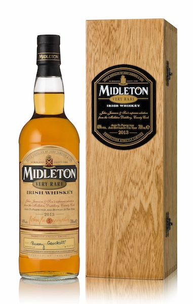 Irish Whiskey, Midleton Very Rare Releases Latest Expression