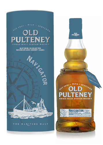 The New Release: Old Pulteney - Navigator From Edencrofts!